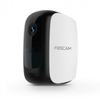 Caméra IP 100% sans fil et passerelle wifi - Foscam E1