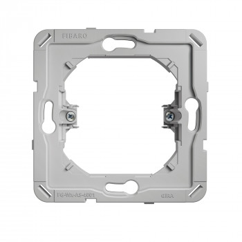 Adaptateur pour montage de modules Walli sur façades Gira 55 - Fibaro