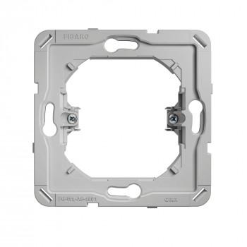 Lot de 10 adaptateurs pour montage de modules Walli sur façades Gira 55 - Fibaro