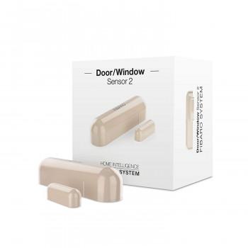 Détecteur d'ouverture sans fil Z-Wave+ - Door Sensor - Fibaro