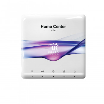 Box domotique Z-Wave + - Home Center Lite - Fibaro