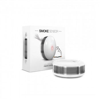 Détecteur de fumée Z-Wave+ - Smoke Sensor Fibaro