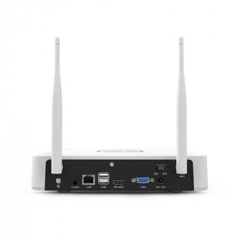 Kit videosurveillance numérique Wifi 4 caméras 1080P - Foscam