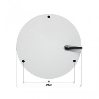 Caméra dôme HDCVI 2MP - IR 30m - Dahua