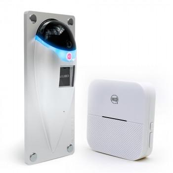 Kit interphone vidéo connecté Hi) et carillon - Fenotek