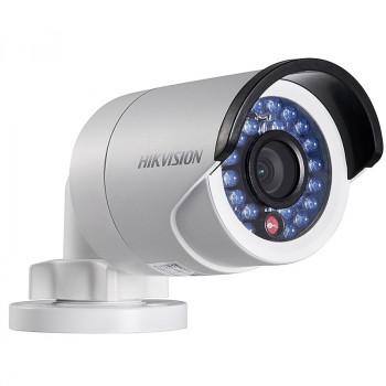 Kit video surveillance Turbo HD Hikvision 4 caméras bullet
