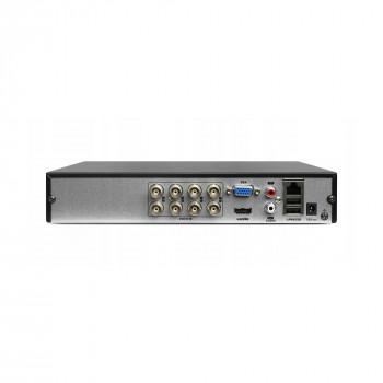 Enregistreur DVR Turbo HD 4 MP - 8 canaux - Hiwatch Hikvision
