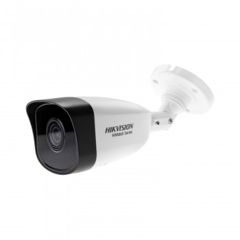 Caméra bullet IP 4MP infrarouge 30 m PoE - Hikvision
