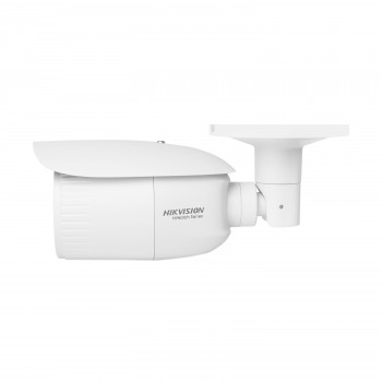Caméra bullet IP PoE 2MP - Infrarouge 30m et objectif varifocale - Hiwatch Hikvision