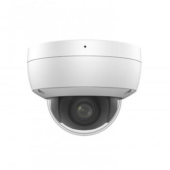 Caméra dôme IP PoE 2MP - Infrarouge 20m et objectif varifocale - Hiwatch Hikvision