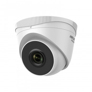 Caméra tourelle IP 2MP infrarouge 30m - Objectif 6 mm - Hikvision