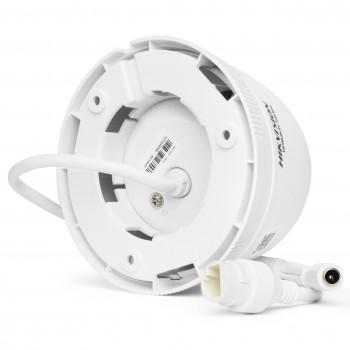 Caméra dôme IP PoE 4MP infrarouge 30m anti-vandalisme - Hikvision