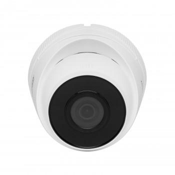 Caméra dôme IP PoE 2MP - Varifocale motorisée - Infrarouge 30m - Hikvision