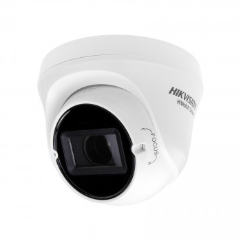 Caméra dôme HDTVI 2MP- Varifocale motorisée - Infrarouge 70m - Hikvision