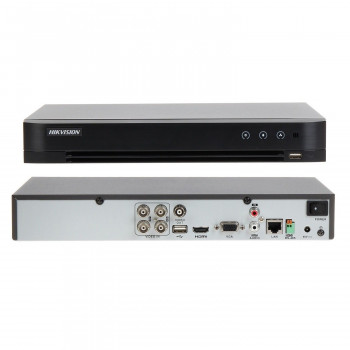 Enregistreur Turbo HD DVR - 1080p - 4 canaux - Hikvision