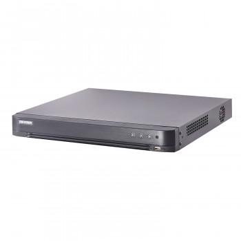 Kit video surveillance Turbo HD Hikvision 8 caméras dôme