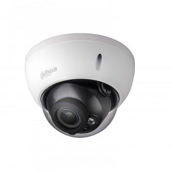 Caméra dôme varifocale IP 8MP 4K PoE anti-vandalisme IR 30m - Dahua