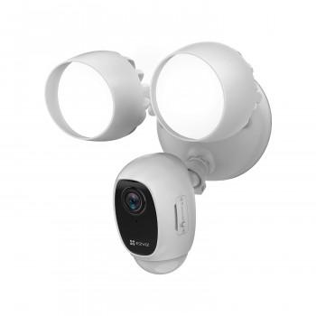 Caméra extérieure avec projecteur LED et sirène - LC1C Ezviz par Hikvision