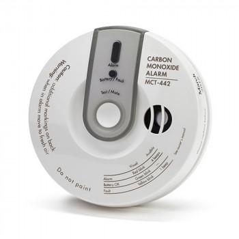 Détecteur de monoxyde de carbone - Alarme Visonic