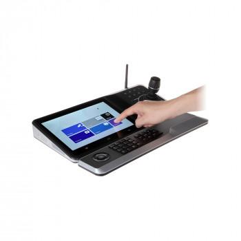 Clavier de contrôle / Joystick pour système de vidéosurveillance avec module Keypad - Dahua