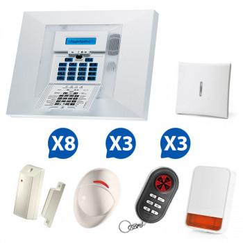 Alarme sans fil Visonic PowerMax Pro - 02