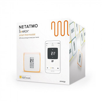 Thermostat connecté - Netatmo