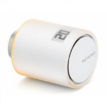 Kit de 2 vannes thermostatiques + relais - Netatmo