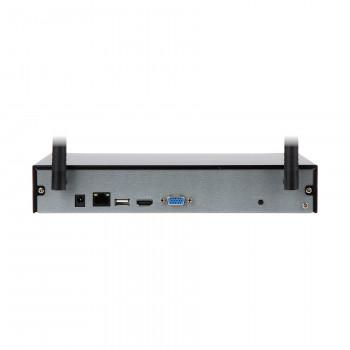 Enregistreur NVR IP Wifi 4K 4 voies - Dahua