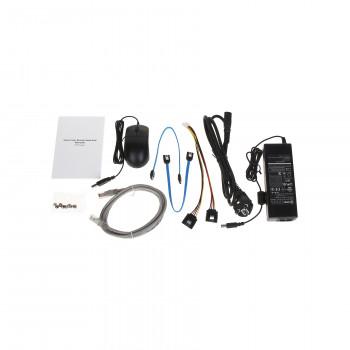 Enregistreur NVR IP 4K 4 voies 4 ports PoE - Dahua
