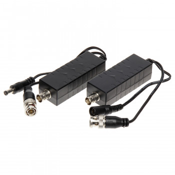 Emetteur / récepteur HDCVI et alimentation sur Coaxial - Dahua