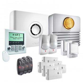 Alarme maison Protexiom Ultimate GSM Kit 3 - Somfy