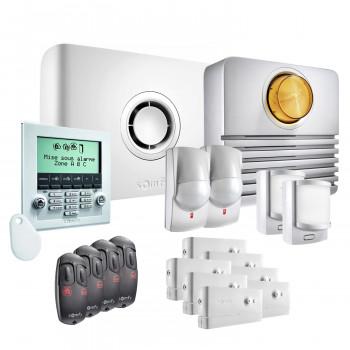 Alarme maison Protexiom Ultimate GSM Kit 4 - Somfy