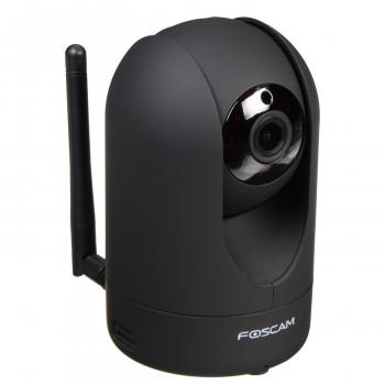 Caméra motorisée HD 1080p infrarouge 8m Foscam R2 noir