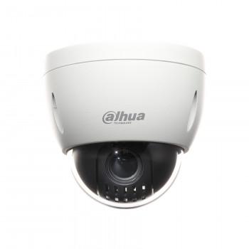Caméra dôme PTZ Starlight 2MP PoE+ anti-vandalisme - Dahua