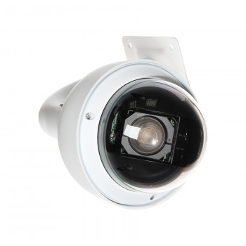 Caméra dôme IP PTZ Starlight 1080p PoE+ anti-vandalisme - Dahua