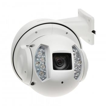 Caméra motorisée 2MP PTZ IR 200m Starlight Hi-Poe - Dahua