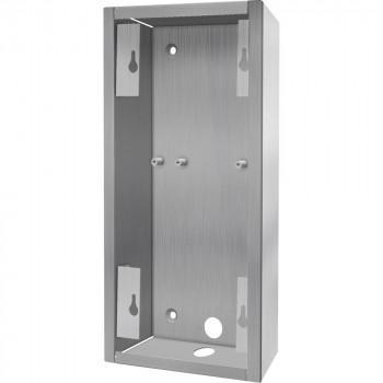 Boitier de montage en saillie pour Interphone IP Doorbird D2102V EAU SALEE ou D2103V EAU SALEE