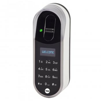 Touchpad ENTR - Digicode et lecteur biométrique pour serrure connectée ENTR Yale