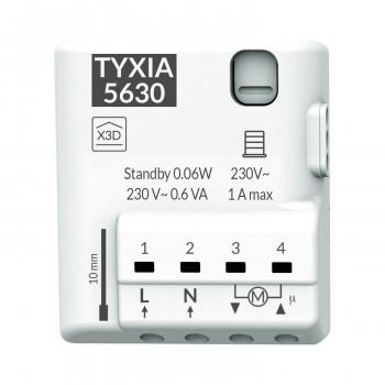 Récepteur pour volet roulant connecté - Tyxia 5630 - Delta Dore