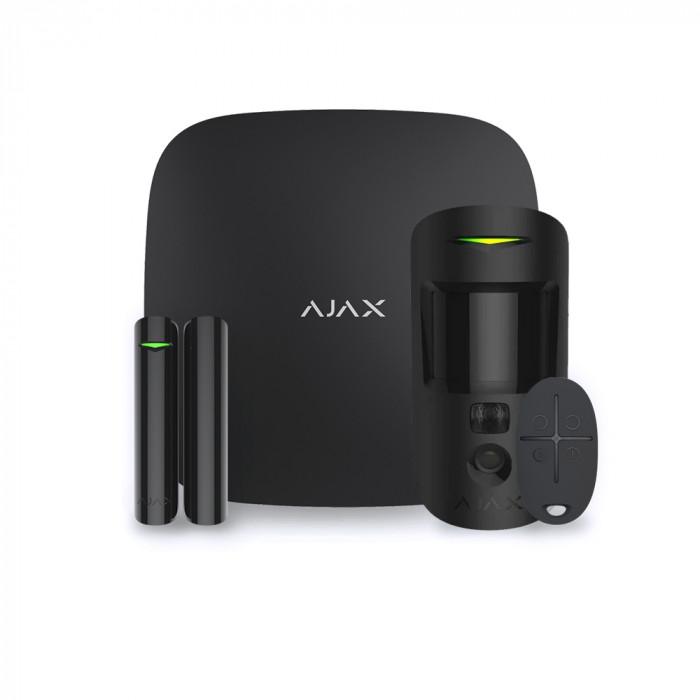 Alarme maison sans fil Ajax Hub 2 - Kit 1
