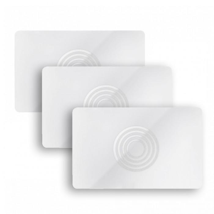 Lot de 3 cartes pour serrure connectée Somfy