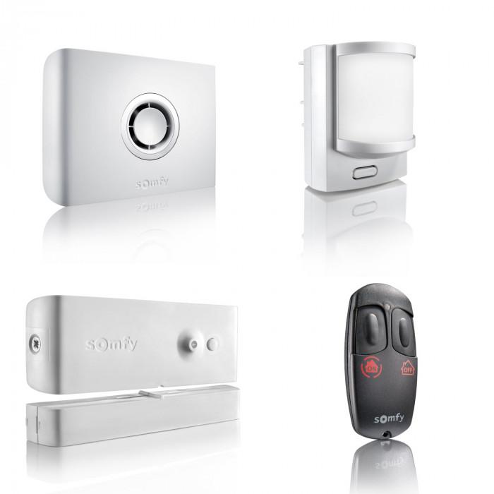 Alarme maison Protexiom Start GSM - Somfy
