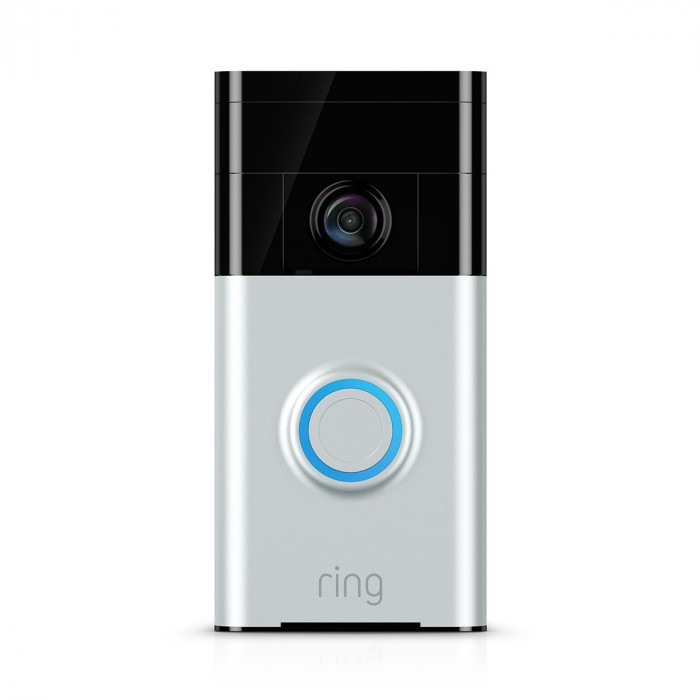 Portier vidéo WiFi 1080p - Video Doorbell 2 Ring