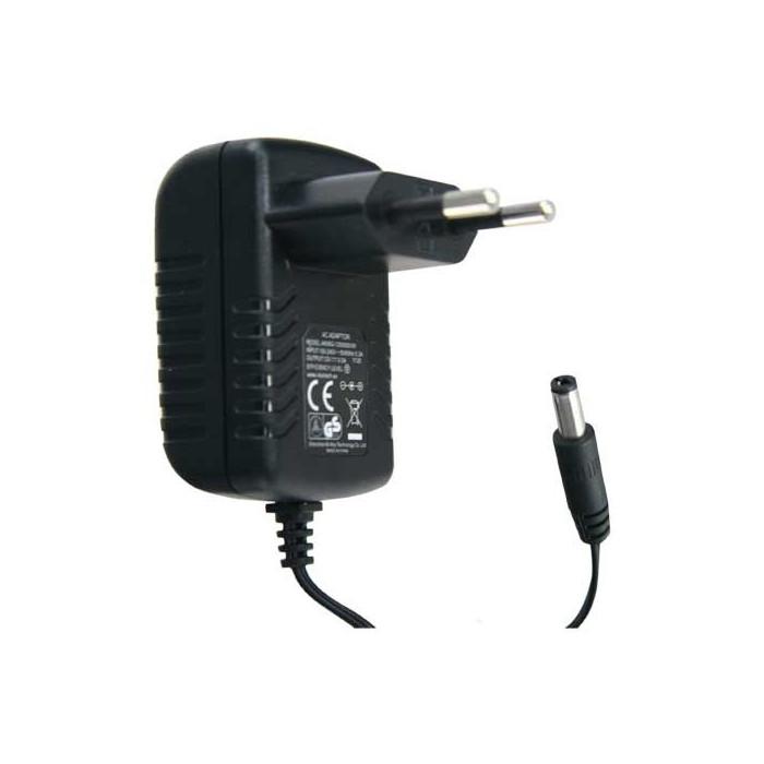 Transformateur 12V 1500mA pour camera analogique ou HDCVI