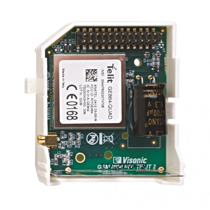 Module de transmission GSM - Visonic Powermaster - GSM-350-PG2