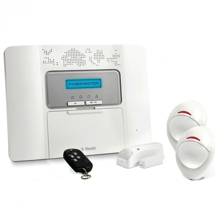 Alarme maison Visonic Powermaster 30 Kit 2