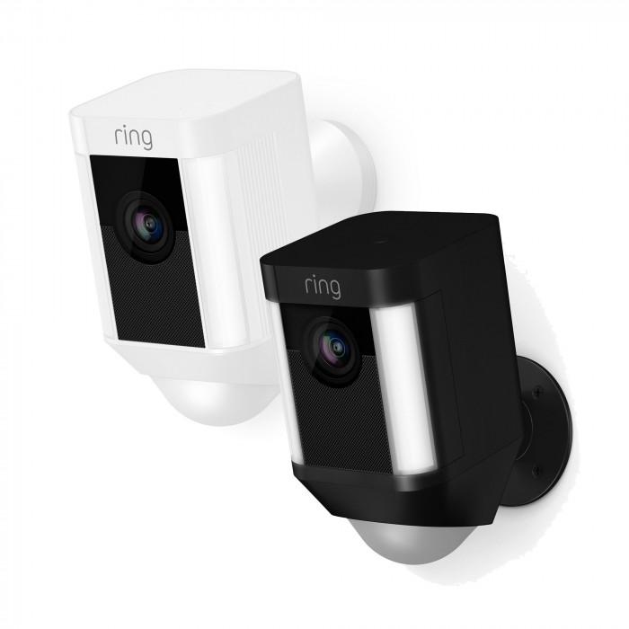 Caméra sans fil extérieure - Spotlight Cam Battery - Ring