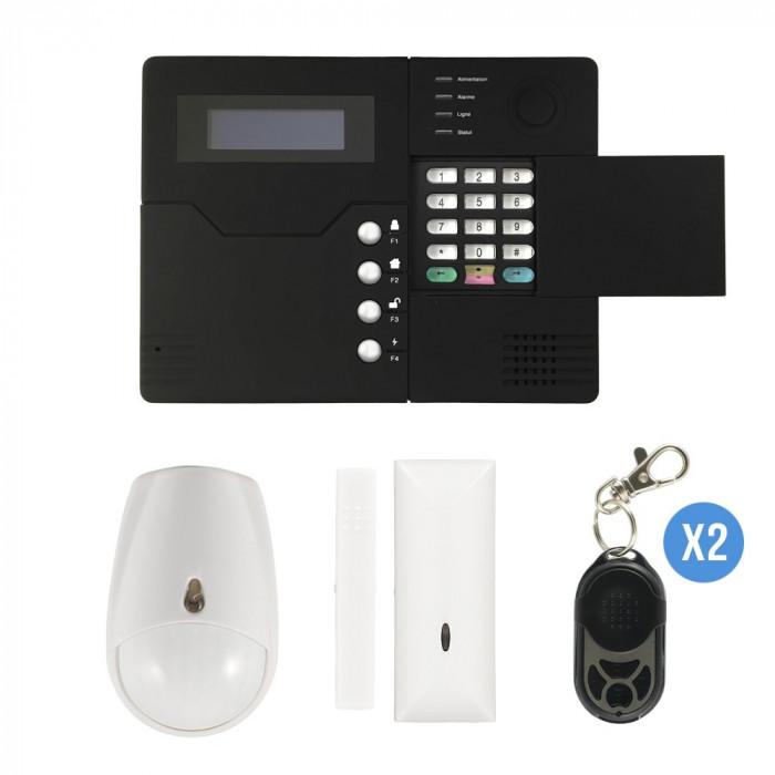 Système d'alarme sans fil GSM iProtect Kit 1