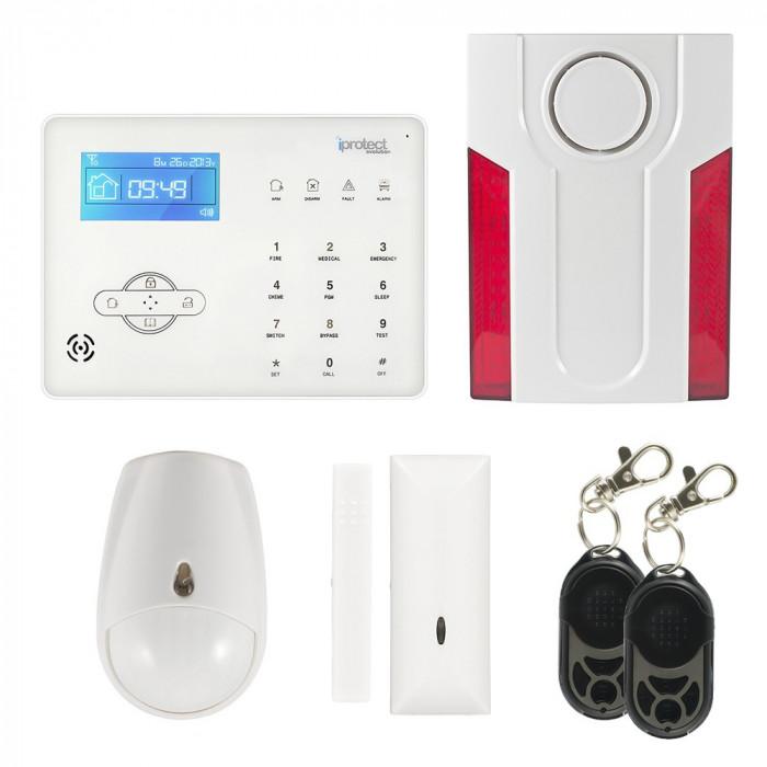 Alarme maison sans fil - iProtect Evolution Kit 3