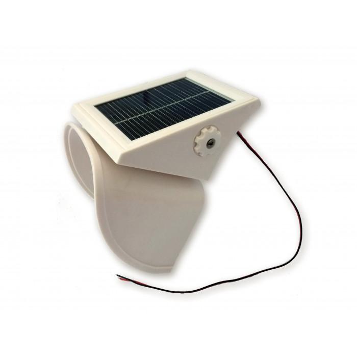 Panneau solaire pour détecteur volumétrique Exterieur